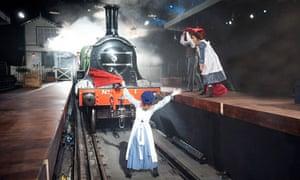 the railway children waterloo
