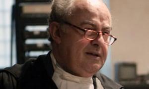 Giuliano Mignini, original prosecutor in Amanda Knox case