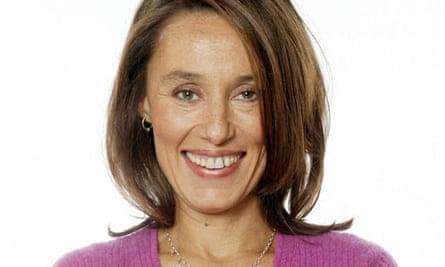Lucy Ash, BBC reporter