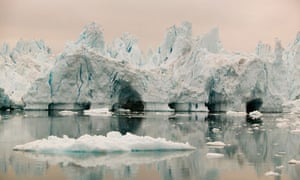 The Arctic is warming faster than at lower latitudes