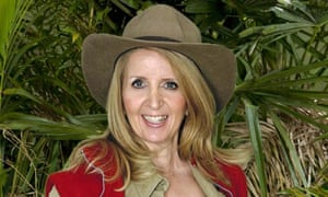 Gillian McKeith in I'm a Celebrity . . . Get Me Out of Here!