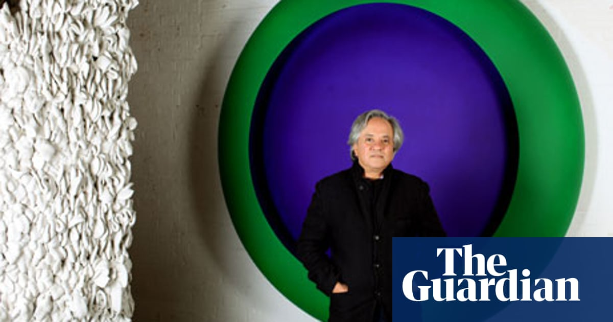Anish Kapoor: Look out India, here I come | Art and design | The Guardian