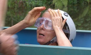 Gillian McKeith. 'I'm A Celebrity...Get Me Out Of Here'