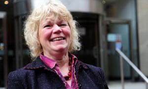 University lecturer Christine Gill