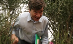 Jeffrey Sachs in Uganada