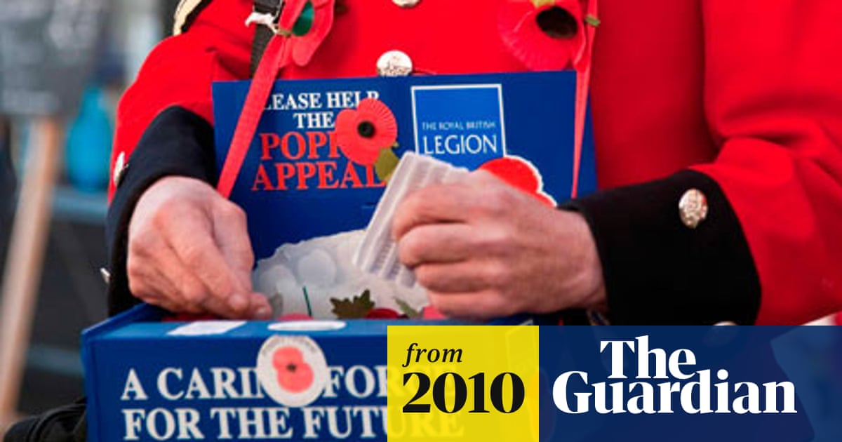 c4f7b70a14 Poppy appeal's original aims being subverted, veterans complain | UK ...