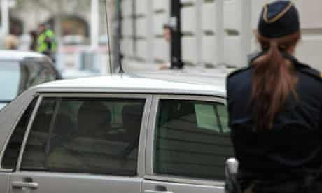 Malmo shootings suspect arrives at court
