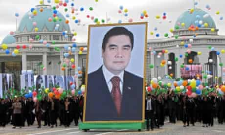 TURKMENISTAN-INDEPENDENCE-DAY