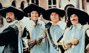 The Thre Musketeers