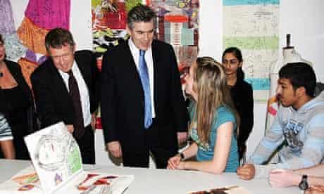 Gordon Brown, John Denham