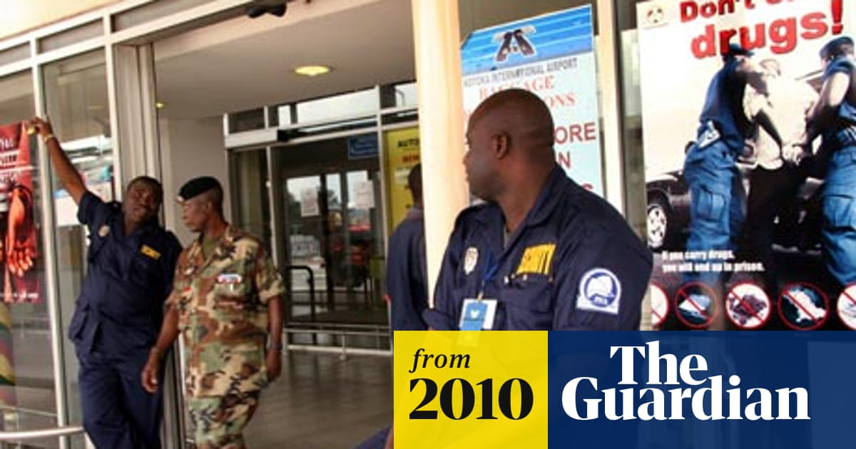 WikiLeaks cables: US fears over west African cocaine route | World ...