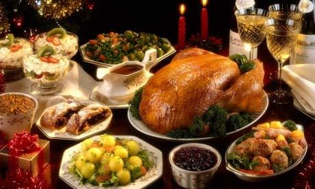 chefs alternative christmas food tips food the guardian - Traditional Christmas Meal