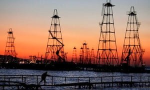 WikiLeaks cables: BP accused by Azerbaijan of stealing oil worth $10