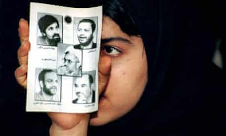 IRAN-JOURNALIST HELD