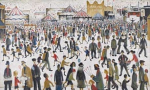 Government art collection lowry