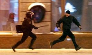 riot belarus