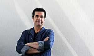 Jafar Panahi, pictured in Tehran this August