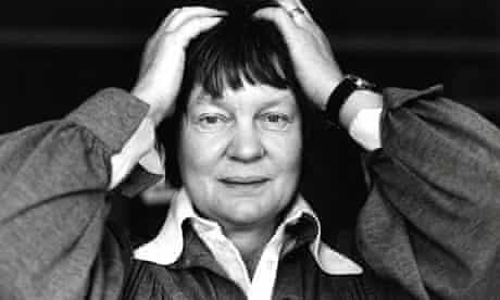 Iris Murdoch by Jane Bown 1978
