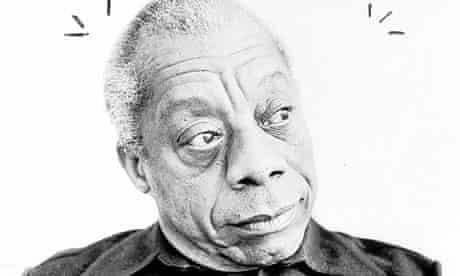 Author James Baldwin