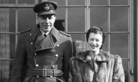 Julian Barnes' parents