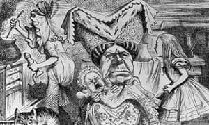 Who on earth was Lewis Carroll? We'll just have to wonder