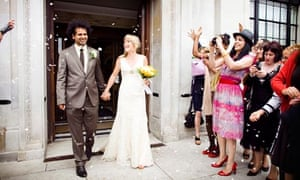 Sarfraz Manzoor gets married to Bridget, summer 2010