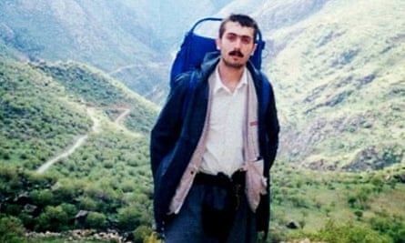 Habibollah Latifi is accused of being in the armed Kurdish speratist group the PAJK