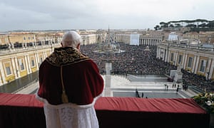 Pope Benedict XVI delivers Christmas Day message