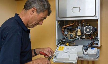 Big freeze presents old problem for modern boilers | UK news | The ...