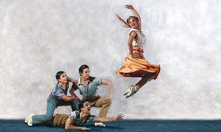 American Ballet Theatre's Company B