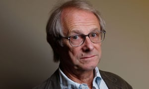 British film director Ken Loach