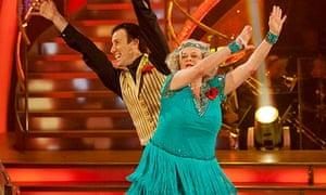 Ann Widdecombe, Anton Du Beke, Strictly Come Dancing