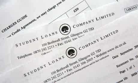 Student Loans Company reports