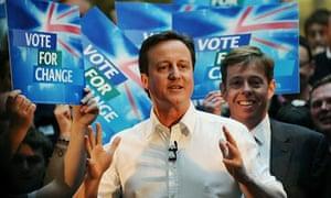 David Cameron, May 2010