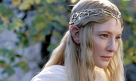 cate blanchett elf queen