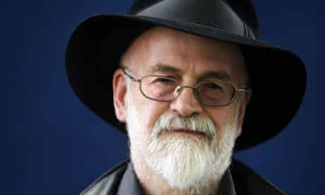 Terry Pratchett, 2008
