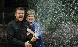 £55m lottery winners
