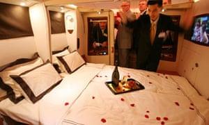 business class A380