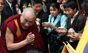 Dalai Lama in Washington