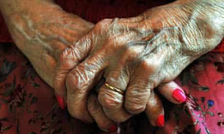 Social care for the elderly