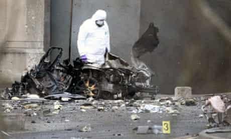 Newry car bomb court