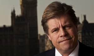 Andrew Rawnsley, political commentator of the Observer