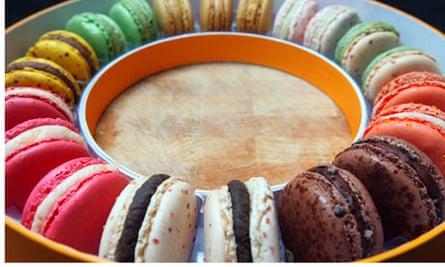 Pierre Hermes' macarons Pierre Hermes' macarons