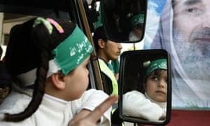 Hamas spying revelations