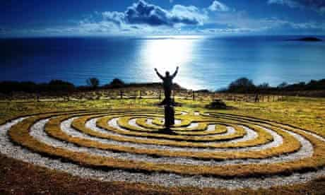 The 'mysterious sevenfold labyrinth'