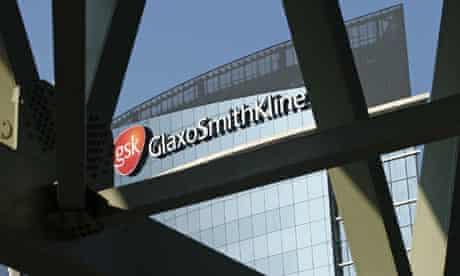 GlaxoSmithKline's headquarters in London