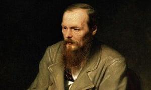 Fyodor Dostoyevsky by Vasily Grigorievich Perov