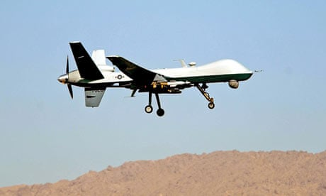 RAF Relying On Drones In Afghanistan