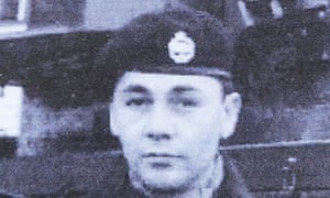 Corporal James Johnson Royal Tank Regiment