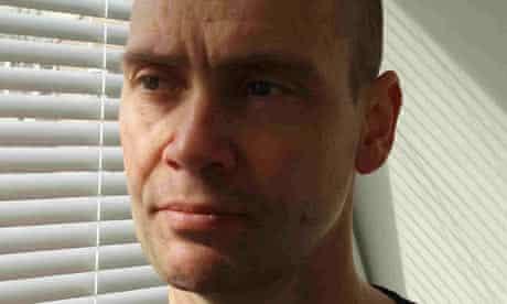 Simon Beckett, author